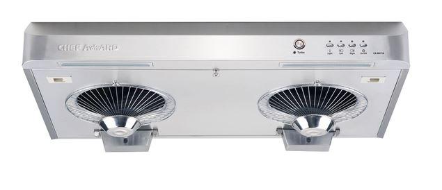 圖片 御美廚 - 纖巧雙渦輪抽油煙機 CA-RH718