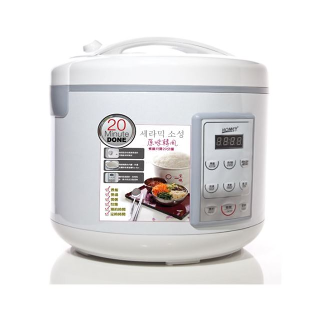 图片 HOMEY 窯燒多功能煮鍋 CP-15